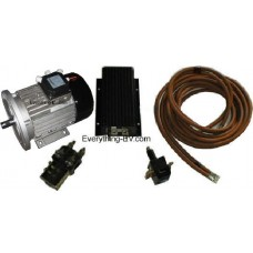 Basic AC Conversion Kit suggested to suit vehicles up to 1250 kg