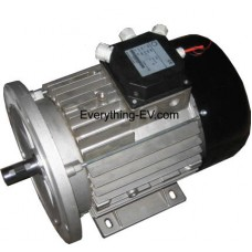 7.5 kW / 25 kW AC Induction Higher Speed Motor