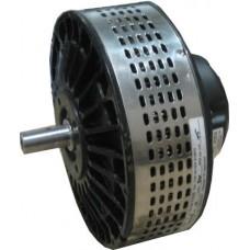 12V-72V 200mm 8.5kW/14kW lightweight pancake PM motors